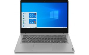 "Ноутбук LENOVO IdeaPad 3 14ITL6 14""/IPS/Intel Core i3 1115G4 3.0ГГц/8ГБ/512ГБ SSD/Intel UHD Graphics /Windows 10/82H7004XRU/серый"