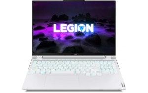 "Ноутбук LENOVO Legion 5 Pro 16ACH6H 16""/IPS/AMD Ryzen 5 5600H 3.3ГГц/16ГБ/1ТБ SSD/NVIDIA GeForce RTX 3060 для ноутбуков - 6144 Мб/Windows 10/82JQ00AHRU/белый"