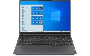 "Ноутбук LENOVO Legion 5 Pro 16ITH6H 16""/IPS/Intel Core i7 11800H 1.9ГГц/16ГБ/512ГБ SSD/NVIDIA GeForce RTX 3060 для ноутбуков - 6144 Мб/Windows 10/82JD000MRU/серый"