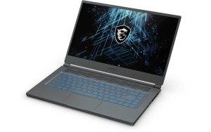 "Ноутбук MSI Stealth 15M A11SDK-092XRU 15.6""/IPS/Intel Core i5 1135G7 2.4ГГц/16ГБ/512ГБ SSD/NVIDIA GeForce GTX 1660 Ti MAX Q - 6144 Мб/Free DOS/9S7-156211-092/серый"