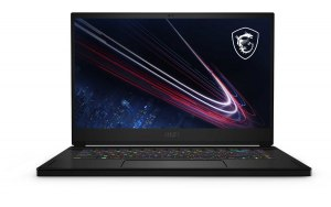 """Ноутбук MSI GS66 Stealth 11UH-252RU 15.6""""/Intel Core i7 11800H 32ГБ/2ТБ SSD/NVIDIA GeForce RTX 3080 для ноутбуков - 16384 Мб/Windows 10/9S7-16V412-252/черный"""