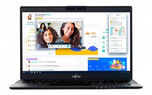 "Ультрабук FUJITSU LifeBook U939 13.3""/Intel Core i5 8265U 1.6ГГц/16ГБ/512ГБ SSD/Intel UHD Graphics /noOS/LKN:U9390M0019RU/черный"