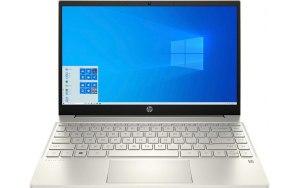 """Ноутбук HP Pavilion 13-bb0023ur 13.3""""/IPS/Intel Core i7 1165G7 2.8ГГц/16ГБ/512ГБ SSD/Intel Iris Xe graphics /Windows 10/2X2N1EA/золотистый"""