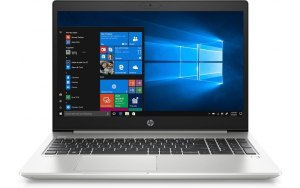 "Ноутбук HP ProBook 450 G7 15.6""/Intel Core i5 10210U 1.6ГГц/8ГБ/256ГБ SSD/Intel UHD Graphics /Windows 10 Professional/8VU72EA/серебристый"