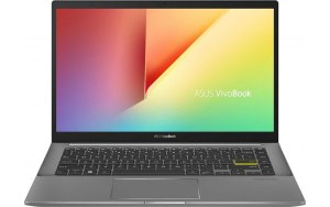 "Ноутбук ASUS VivoBook S433EA-AM213T 14""/IPS/Intel Core i7 1165G7 16ГБ/512ГБ SSD/Intel Iris Xe graphics /Windows 10/90NB0RL4-M03450/черный"