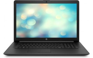 "Ноутбук HP 17-by2016ur 17.3""/Intel Pentium Gold 6405U 2.4ГГц/4ГБ/256ГБ SSD/Intel UHD Graphics /DVD-RW/Free DOS/22Q61EA/черный"