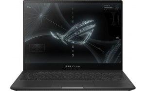 """Ноутбук-трансформер ASUS ROG GV301QC-K5096T 13.4""""/IPS/AMD Ryzen 9 5980HS 3.0ГГц/32ГБ/1ТБ SSD/NVIDIA GeForce RTX 3050 для ноутбуков - 4096 Мб/Windows 10/90NR04G5-M01750/черный"""
