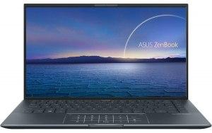 """Ноутбук ASUS Zenbook UX435EG-A5155T 14""""/IPS/Intel Core i5 1135G7 2.4ГГц/16ГБ/512ГБ SSD/NVIDIA GeForce MX450 - 2048 Мб/Windows 10 Home/90NB0SI7-M03810/серый"""