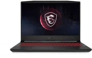 """Ноутбук MSI Pulse GL66 11UCK-422RU 15.6""""/IPS/Intel Core i5 11400H 2.7ГГц/8ГБ/512ГБ SSD/NVIDIA GeForce RTX 3050 для ноутбуков - 4096 Мб/Windows 10/9S7-158224-422/серый"""