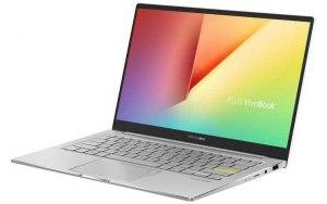 """Ноутбук ASUS S333JQ-EG015 13.3""""/IPS/Intel Core i5 1035G1 1.0ГГц/8ГБ/512ГБ SSD/NVIDIA GeForce MX350 - 2048 Мб/noOS/90NB0QS3-M00260/белый"""