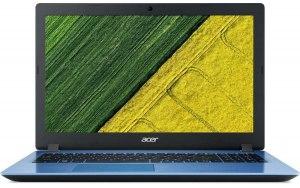 """Ноутбук ACER Aspire A315-51-554L 15.6""""/Intel Core i5 8250U 1.6ГГц/8Гб/1000Гб/Intel UHD Graphics 620/Linux/NX.GS6ER.007/синий"""