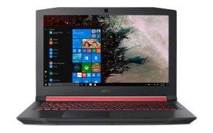 "Ноутбук ACER Nitro 5 AN515-52-76X9 15.6""/IPS/Intel Core i7 8750H 2.2ГГц/12Гб/1000Гб/256Гб SSD/nVidia GeForce GTX 1050 Ti 4096 Мб/Windows 10 Home/NH.Q3LER.010/черный"