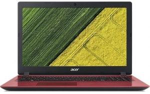 """Ноутбук ACER Aspire 3 A315-53G-537M 15.6""""/Intel Core i5 8250U 1.6ГГц/8Гб/1000Гб/128Гб SSD/nVidia GeForce Mx130 2048 Мб/Windows 10 Home/NX.H49ER.002/красный"""