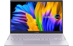 """Ноутбук ASUS Zenbook UX325EA-KG276 13.3""""/Intel Core i5 1135G7 2.4ГГц/8ГБ/512ГБ SSD/Intel Iris Xe graphics /noOS/90NB0SL2-M06630/светло-фиолетовый"""
