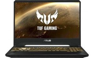 "Ноутбук ASUS TUF Gaming FX505DU-BQ061 Ryzen 7 3750H 8Gb/1Tb/SSD128Gb/GTX 1660 Ti 6Gb/15.6""/IPS/FHD/D [90nr0271-m03050]"
