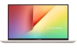 """Ноутбук ASUS VivoBook S330FN-EY009T 13.3""""/Intel Core i3 8145U 2.1ГГц/4Гб/256Гб SSD/nVidia GeForce Mx150 2048 Мб/Windows 10/90NB0KT2-M00570/золотистый"""