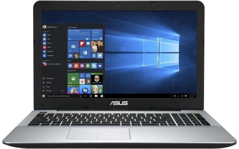"Ноутбук ASUS VivoBook X555QA-DM332T 15.6""/AMD A10 9620P 2.5ГГц/8Гб/256Гб SSD/AMD Radeon R5/Windows 10/90NB0D52-M04280/черный"