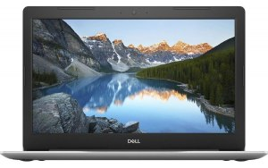 "Ноутбук DELL Inspiron 5570 15.6""/Intel Core i5 8250U 1.6ГГц/4Гб/1000Гб/AMD Radeon 530 2048 Мб/DVD-RW/Windows 10 Home/5570-7840/серебристый"