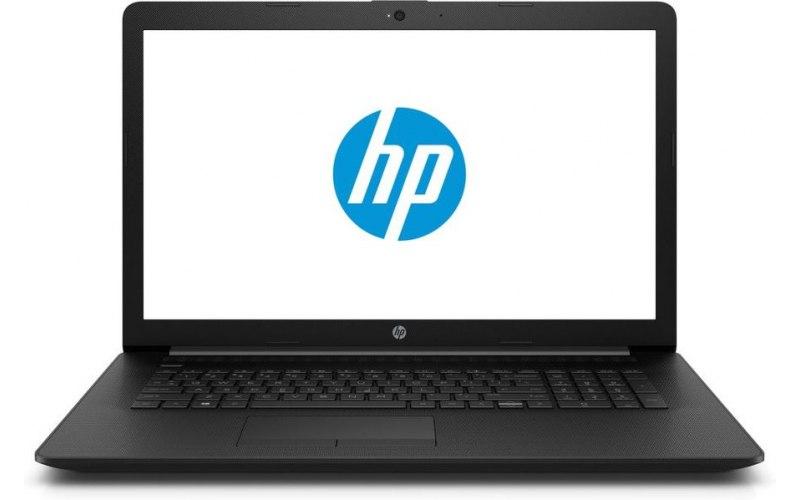 """Ноутбук HP 17-ca0132ur 17.3""""/AMD A9 9425 3.1ГГц/4Гб/500Гб/AMD Radeon R5/DVD-RW/Free DOS/6RP98EA/черный"""