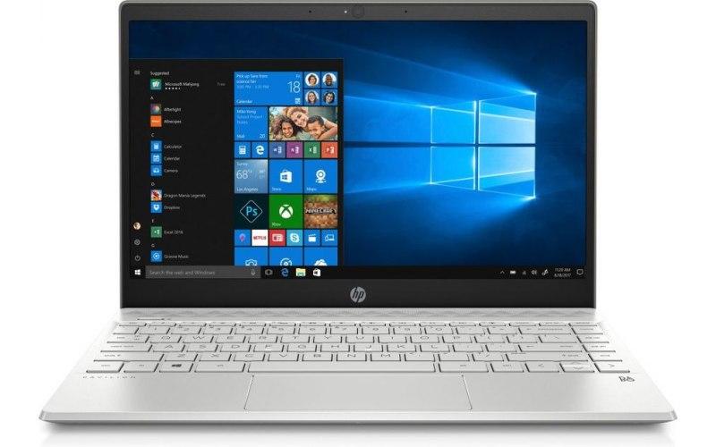 "Ноутбук HP Pavilion 13-an0084ur 13.3""/IPS/Intel Core i7 8565U 1.8ГГц/8Гб/512Гб SSD/Intel UHD Graphics 620/Windows 10/7JT66EA/серебристый"