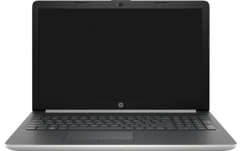 """Ноутбук HP 15-da2027ur 15.6""""/IPS/Intel Core i3 10110U 2.1ГГц/8ГБ/1000ГБ/Intel UHD Graphics /Free DOS 3.0/2L2Z8EA/серебристый"""