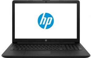 """Ноутбук HP 15-da0451ur 15.6""""/Intel Core i3 7020U 2.3ГГц/8Гб/1000Гб/nVidia GeForce Mx110 2048 Мб/Free DOS/7JY00EA/черный"""