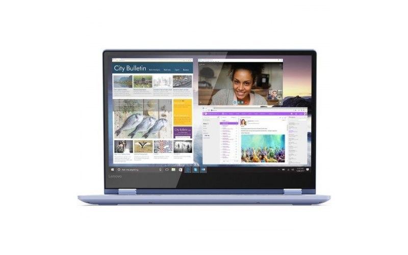 """Ноутбук LENOVO IdeaPad 530S-14IKB 14""""/IPS/Intel Core i3 8130U 2.2ГГц/4Гб/128Гб SSD/Intel UHD Graphics 620/Windows 10/81EU00B6RU/синий"""