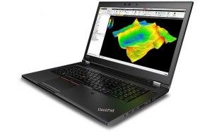 "Ноутбук LENOVO ThinkPad P72 17.3""/IPS/Intel Xeon E-2186M 2.9ГГц/32Гб/1Тб SSD/nVidia Quadro P5200 16384 Мб/Windows 10 Professional/20MB0000RT/черный"