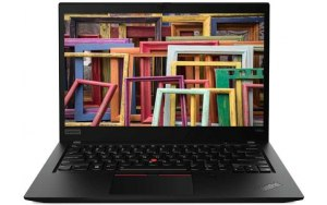 """Ноутбук LENOVO ThinkPad T490s 14""""/IPS/Intel Core i5 8265U 1.6ГГц/16Гб/512Гб SSD/Intel UHD Graphics 620/Windows 10 Professional/20NX000ART/черный"""