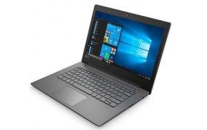 """Ноутбук LENOVO V330-14IKB 14""""/Intel Core i7 8550U 1.8ГГц/8Гб/256Гб SSD/Intel UHD Graphics 620/Windows 10 Professional/81B000VDRU/темно-серый"""