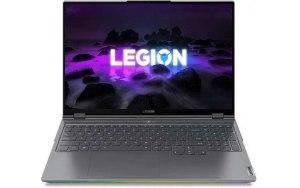 "Ноутбук LENOVO Legion 7 16ACHg6 16""/IPS/AMD Ryzen 7 5800H 3.2ГГц/16ГБ/1ТБ SSD/NVIDIA GeForce RTX 3060 для ноутбуков - 6144 Мб/noOS/82N6000GRK/темно-серый"