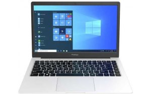 """Ноутбук Prestigio SmartBook 133C4 A4 9120e 4Gb/eMMC64Gb/R3/14.1""""/TN/HD/W10Pro/silver/4800mAh"""
