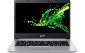 "Ноутбук ACER Aspire 5 A514-53-567W 14""/IPS/Intel Core i5 1035G1 1.0ГГц/8ГБ/1ТБ HDD/Intel UHD Graphics /Eshell/NX.HUSER.004/серебристый"