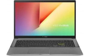 """Ноутбук ASUS VivoBook S533FL-BQ215T 15.6""""/Intel Core i5 10210U 8ГБ/256ГБ SSD/nVidia GeForce MX250 - 2048 Мб/Windows 10 Plus/90NB0LX3-M04520/черный"""
