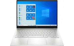 "Ноутбук HP Envy 14-eb0005ur 14""/IPS/Intel Core i7 1165G7 2.8ГГц/16ГБ/1ТБ SSD/NVIDIA GeForce GTX 1650 Ti MAX Q - 4096 Мб/Windows 10/3B3L0EA/серебристый"