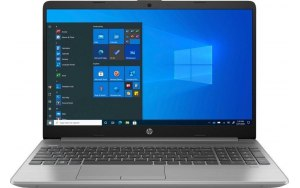 "Ноутбук HP 250 G8 15.6""/Intel Celeron N4020 1.1ГГц/8ГБ/256ГБ SSD/Intel UHD Graphics 600/Free DOS 3.0/2X7W8EA/серебристый"