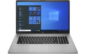 "Ноутбук HP 470 G8 17.3""/Intel Core i5 1135G7 2.4ГГц/8ГБ/256ГБ SSD/Intel Iris Xe graphics /Windows 10 Professional/3S8S2EA/серебристый"