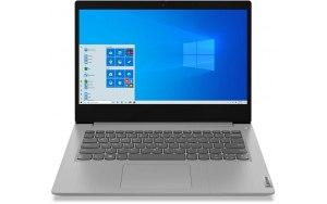 "Ноутбук LENOVO IdeaPad 3 14ITL05 14""/IPS/Intel Pentium Gold 7505 2.0ГГц/8ГБ/128ГБ SSD/Intel UHD Graphics /Windows 10/81X7007CRU/серый"