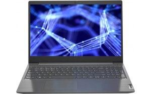 """Ноутбук Lenovo V15 G1 IML 15.6""""/Intel Core i3 10110U 2.6ГГц/8ГБ/256ГБ SSD/Intel UHD Graphics /Windows 10 Professional/82NB001ERU/серый"""