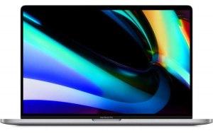"Ноутбук APPLE MacBook Pro Z0Y0005WA 16""/IPS/Intel Core i9 9980HK 2.3ГГц/16ГБ/1ТБ SSD/Radeon Pro 5500M - 8192 Мб/macOS/Z0Y0005WA/серый"
