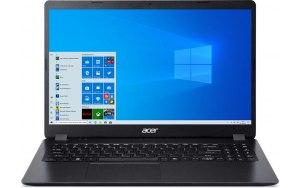 "Ноутбук ACER Aspire A315-42G-R19T 15.6""/AMD Ryzen 3 3200U 2.6ГГц/8Гб/512Гб SSD/AMD Radeon R540X - 2048 Мб/Windows 10/NX.HF8ER.02W/черный"