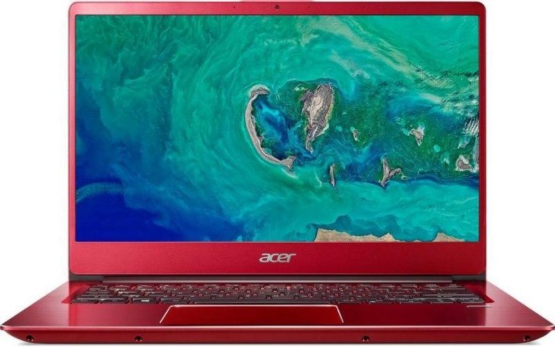 "Ультрабук ACER Swift 3 SF314-54-848C 14""/IPS/Intel Core i7 8550U 1.8ГГц/8Гб/256Гб SSD/Intel UHD Graphics 620/Windows 10 Home/NX.GZXER.008/красный"