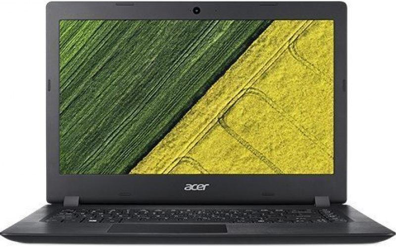"""Ноутбук ACER Aspire 3 A315-51-34YG 15.6""""/Intel Core i3 7020U 2.3ГГц/4Гб/128Гб SSD/Intel HD Graphics 620/Linux/NX.H9EER.014/черный"""