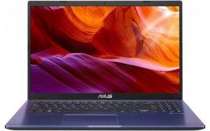 """Ноутбук ASUS X509MA-BR547T 15.6""""/Intel Pentium Silver N5030 4ГБ/256ГБ SSD/UMA /Windows 10/90NB0Q33-M11180/синий"""