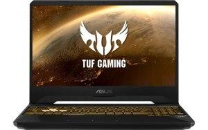 "Ноутбук ASUS TUF Gaming FX505GD-BQ254T 15.6""/IPS/Intel Core i5 8300H 2.3ГГц/16Гб/1000Гб/256Гб SSD/nVidia GeForce GTX 1050 4096 Мб/Windows 10/90NR00T1-M04720/темно-серый"