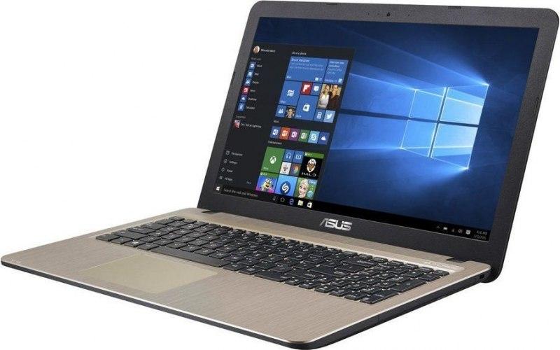 "Ноутбук ASUS VivoBook A540YA-XO753D 15.6""/AMD E1 6010 1.35ГГц/4Гб/500Гб/AMD Radeon R2/Free DOS/90NB0CN1-M11300/черный"