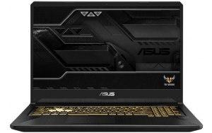 "Ноутбук ASUS TUF Gaming FX705DD-AU036T 17.3""/IPS/AMD Ryzen 5 3550H 2.1ГГц/8Гб/512Гб SSD/nVidia GeForce GTX 1050 3072 Мб/Windows 10/90NR02A1-M02130/темно-серый"
