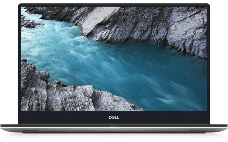 "Ноутбук DELL XPS 15 (7590) 15.6""/Intel Core i7 9750H 2.6ГГц/16Гб/512Гб SSD/nVidia GeForce GTX 1650 4096 Мб/Windows 10 Professional/7590-6664/серебристый"