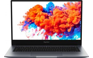 "Ультрабук HONOR MagicBook 14 2021 14""/IPS/Intel Core i5 1135G7 2.4ГГц/8ГБ/512ГБ SSD/Intel Iris Xe graphics /Windows 10/53011TCT/серый"