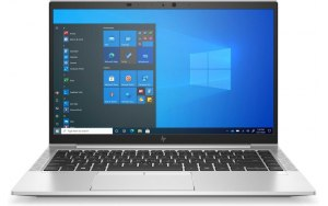 "Ноутбук HP EliteBook 840 G8 14""/Intel Core i5 1135G7 2.4ГГц/8ГБ/256ГБ SSD/Intel Iris Xe graphics /Windows 10 Professional/358S6EA/серебристый"